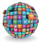 social-media globe-computer